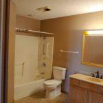Unit 112 Bathroom
