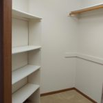 Unit 112 Closet