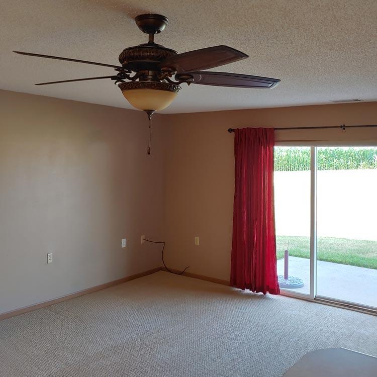 Unit 112 Living Room