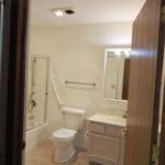 Unit 103 Bathroom